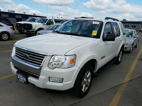 2008 Ford Explorer for sale in Milaca, MN
