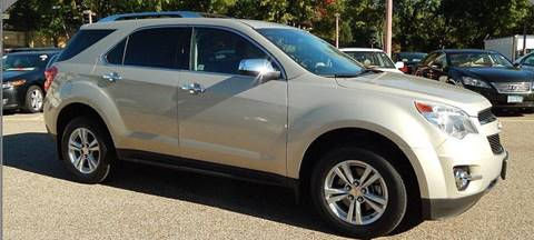 2011 Chevrolet Equinox for sale in Milaca, MN
