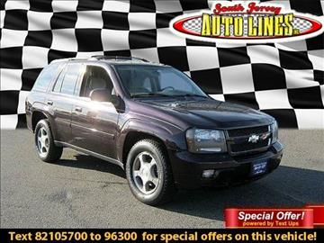 2008 Chevrolet TrailBlazer for sale in Bridgeton, NJ
