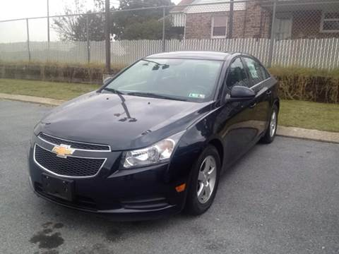 2013 Chevrolet Cruze for sale in Ephrata, PA