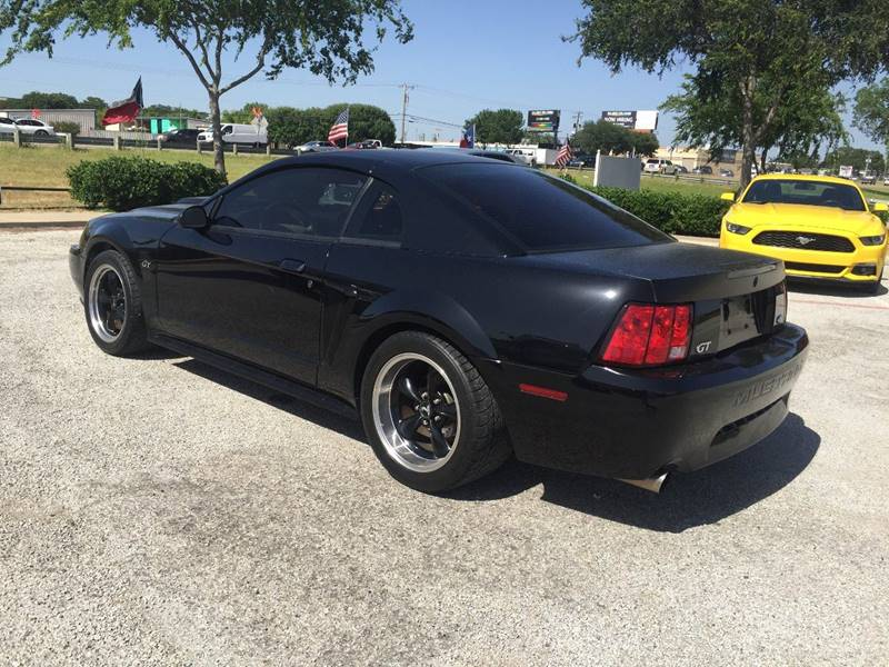 2000 Ford Mustang for sale at Santos Motors in Lewisville TX