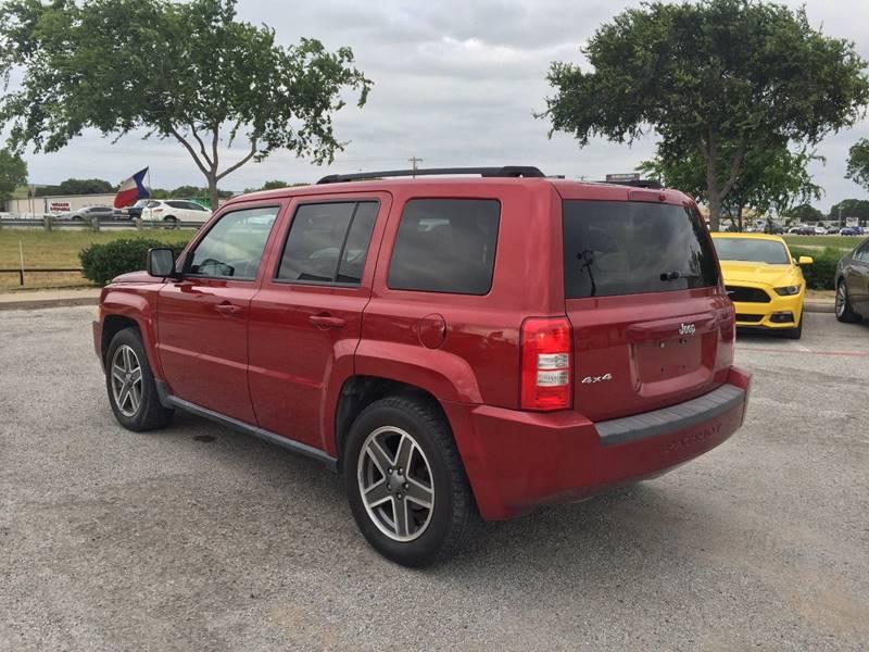 2010 Jeep Patriot for sale at Santos Motors in Lewisville TX