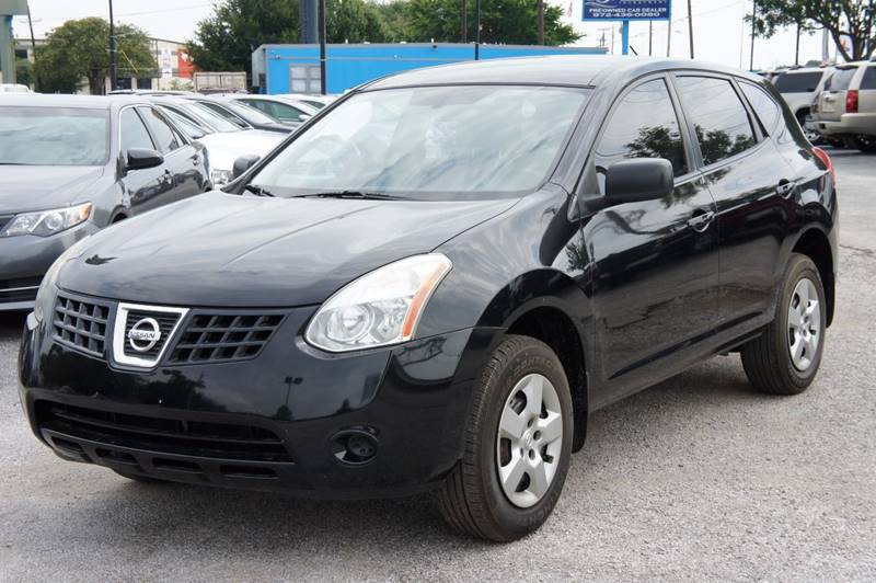 2009 Nissan Rogue for sale at Santos Motors in Lewisville TX