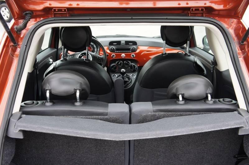 2013 FIAT 500 for sale at Santos Motors in Lewisville TX