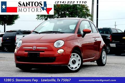 2013 fiat 500 for sale in texas for Wildcat motors corpus christi texas