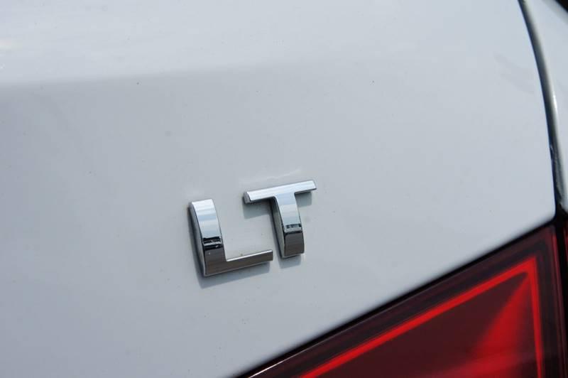 2012 Chevrolet Cruze for sale at Santos Motors in Lewisville TX