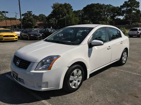 2008 Nissan Sentra for sale at Santos Motors in Lewisville TX