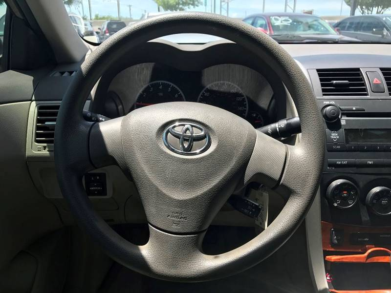 2009 Toyota Corolla for sale at Santos Motors in Lewisville TX