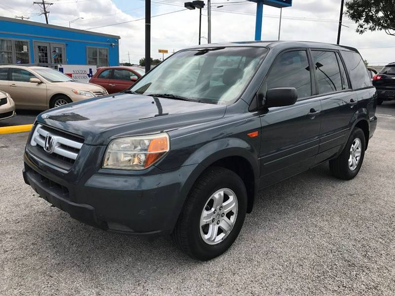 2006 Honda Pilot for sale at Santos Motors in Lewisville TX