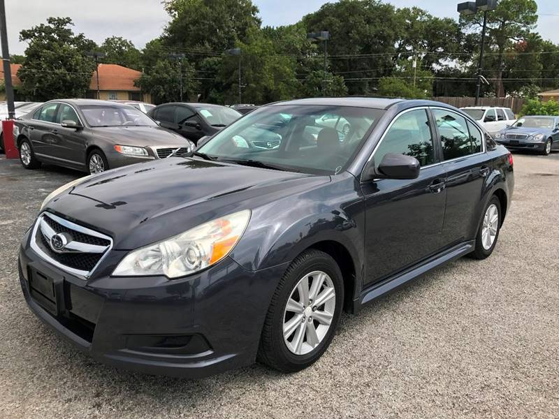 2011 Subaru Legacy for sale at Santos Motors in Lewisville TX
