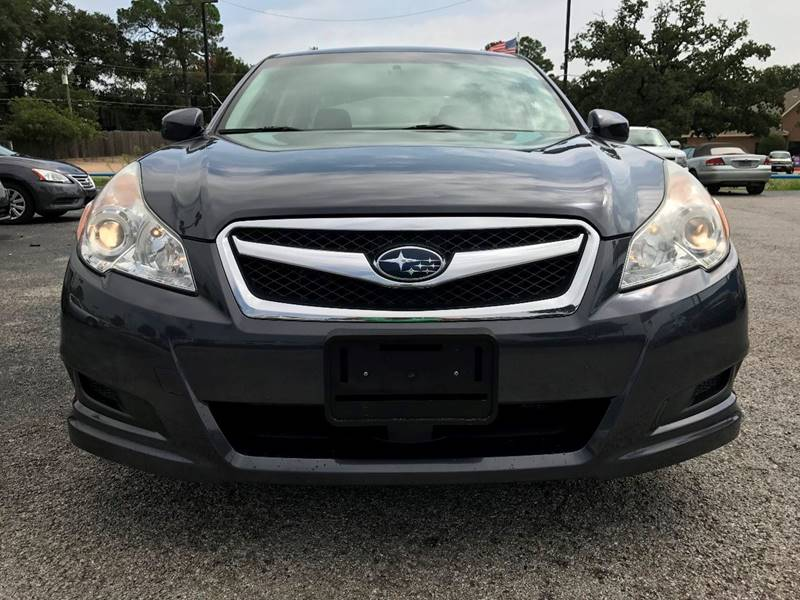 2011 Subaru Legacy for sale at Santos Motors in Lewisville TX