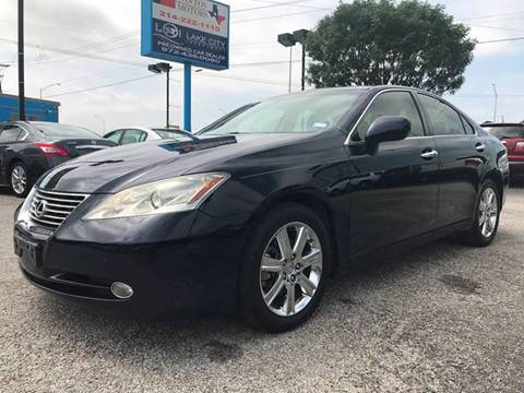 2007 Lexus ES 350 for sale at Santos Motors in Lewisville TX