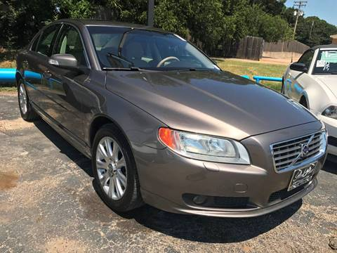 2009 Volvo S80 for sale at Santos Motors in Lewisville TX