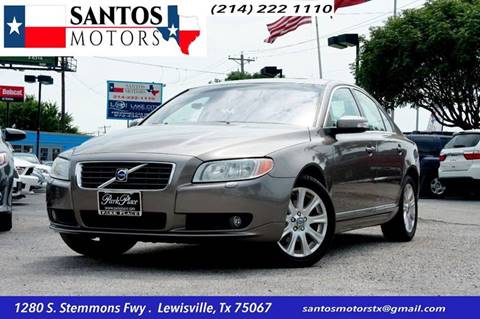 2009 Volvo S80 for sale in Lewisville, TX
