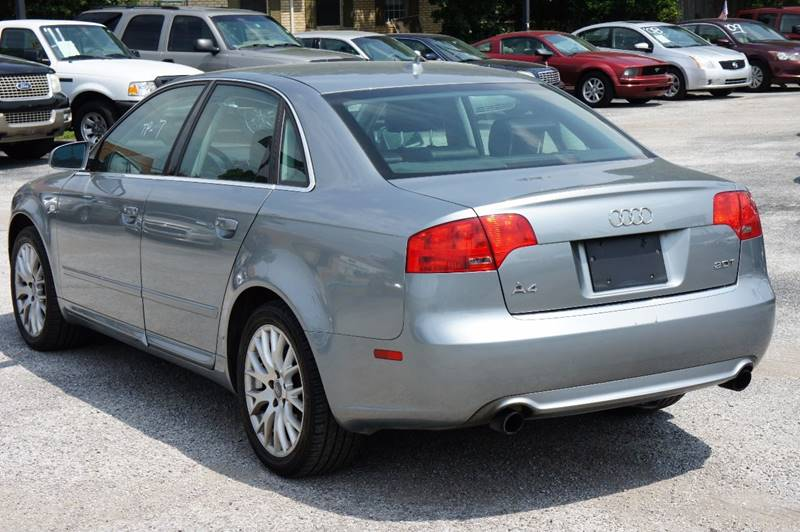 2008 Audi A4 for sale at Santos Motors in Lewisville TX