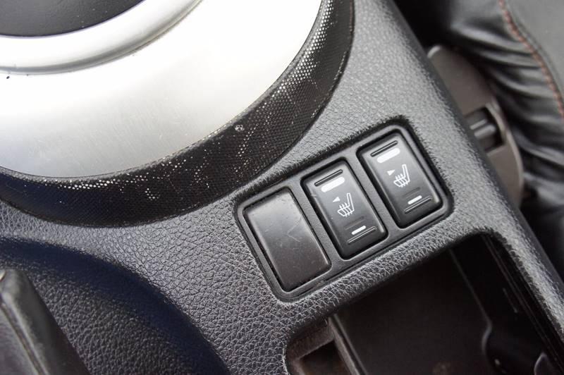 2008 Nissan 350Z for sale at Santos Motors in Lewisville TX