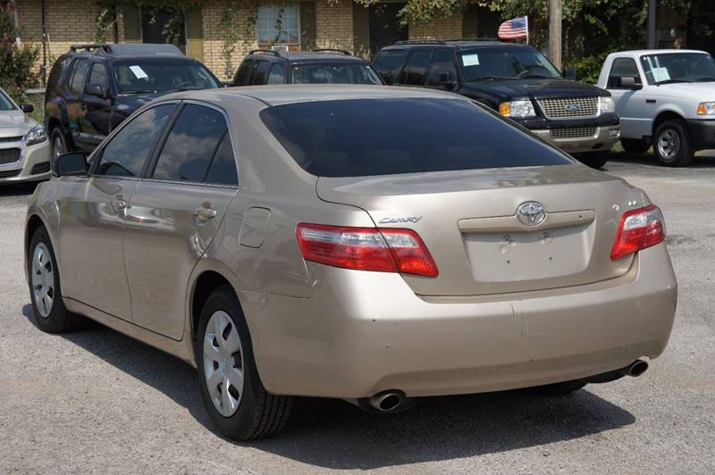 2008 Toyota Camry for sale at Santos Motors in Lewisville TX