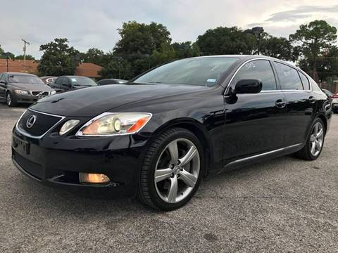 2006 Lexus GS 430 for sale at Santos Motors in Lewisville TX