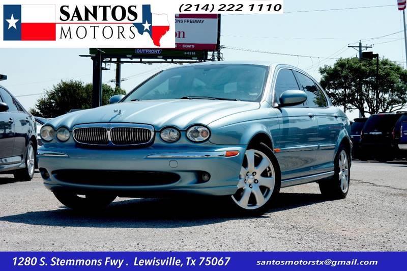 Attractive 2004 Jaguar X Type For Sale At Santos Motors In Lewisville TX