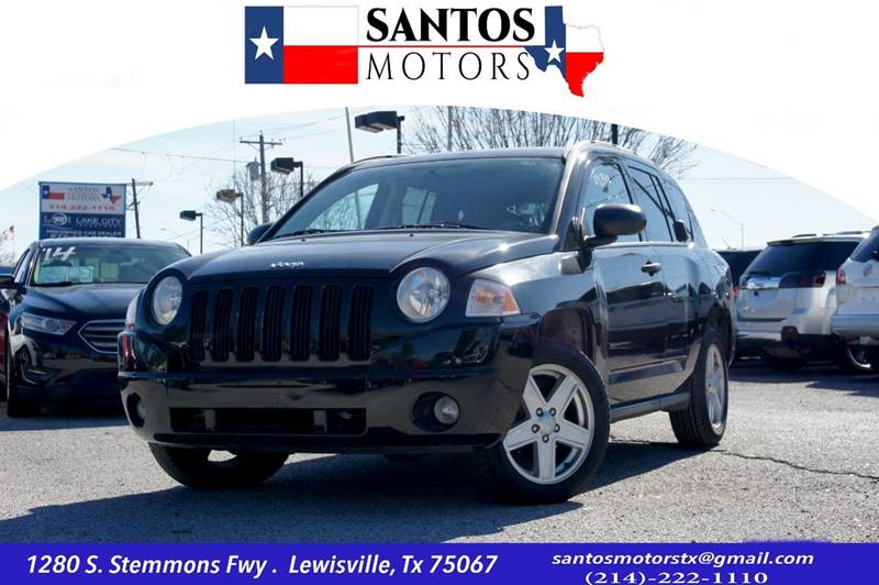 2007 Jeep Compass For Sale At Santos Motors In Lewisville TX