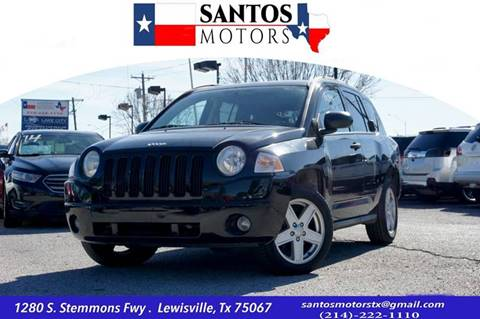 2007 Jeep Compass For Sale In Texas Carsforsale Com
