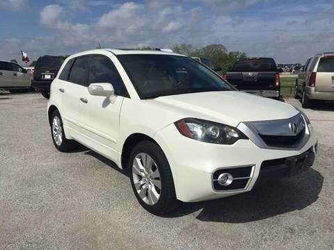 2010 Acura RDX for sale in Lewisville, TX