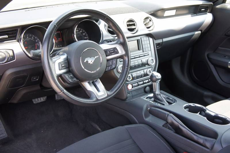2015 Ford Mustang for sale at Santos Motors in Lewisville TX