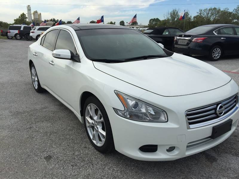 2013 Nissan Maxima For Sale At Santos Motors In Lewisville TX