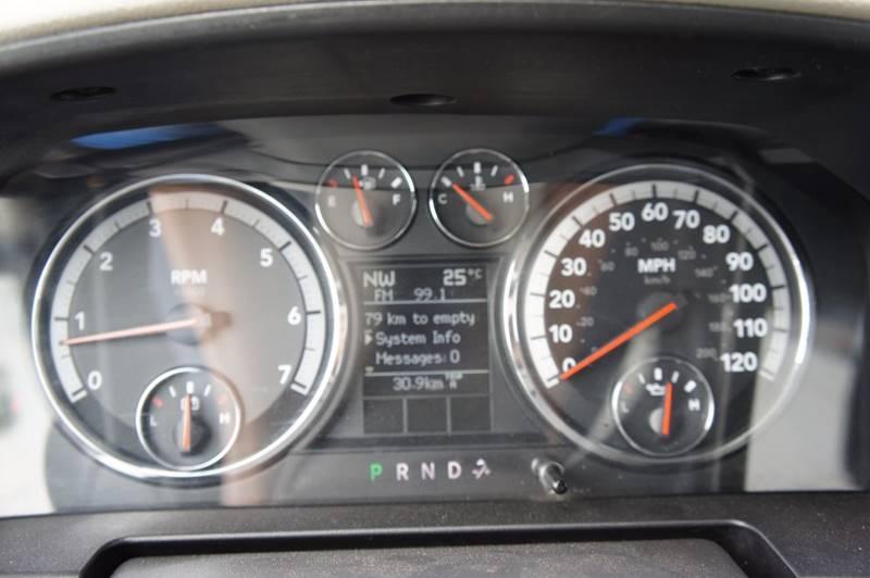 2009 Dodge Ram Pickup 1500 for sale at Santos Motors in Lewisville TX