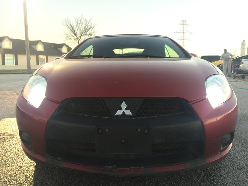 2011 Mitsubishi Eclipse Spyder for sale at Santos Motors in Lewisville TX