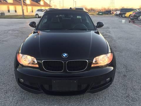 2011 BMW 1 Series for sale at Santos Motors in Lewisville TX