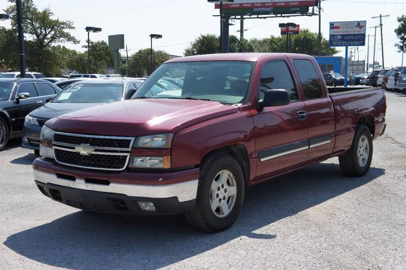 2007 Chevrolet Silverado 1500 Classic for sale at Santos Motors in Lewisville TX
