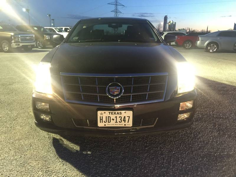 2008 Cadillac STS for sale at Santos Motors in Lewisville TX