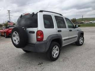 2004 Jeep Liberty for sale at Santos Motors in Lewisville TX
