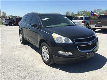 2011 Chevrolet Traverse for sale at Santos Motors in Lewisville TX