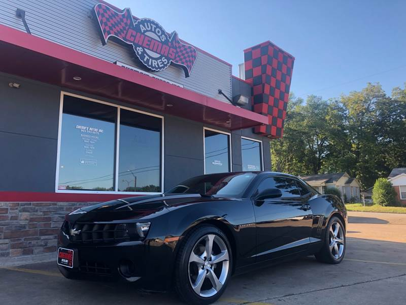 2011 Chevrolet Camaro Ls 2dr Coupe In Tyler Tx Chema S