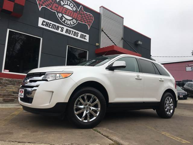Ford Edge Limited Dr Suv Tyler Tx