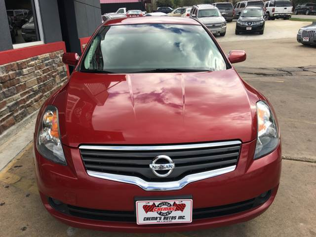 tires for 2009 nissan altima