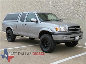 2002 Toyota Tundra for sale in Dallas, TX