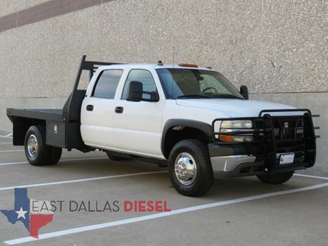 2002 Chevrolet Silverado 3500 for sale in Dallas, TX