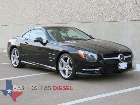 2013 Mercedes-Benz SL-Class for sale in Dallas, TX