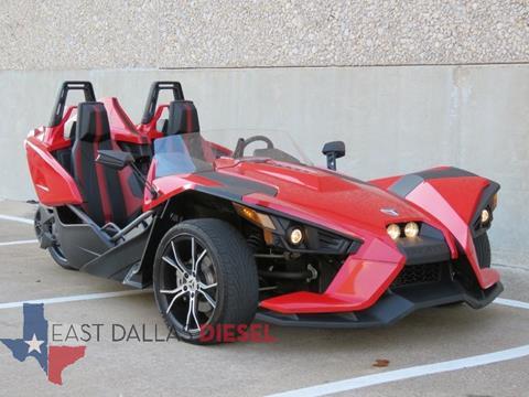 2015 Polaris Slingshot for sale in Dallas, TX
