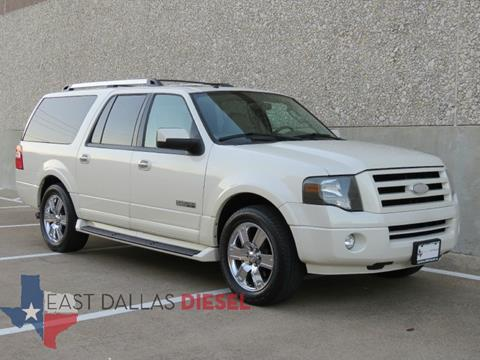 2007 Ford Expedition EL for sale in Dallas, TX