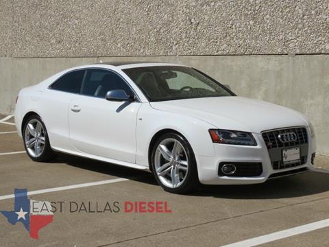 2011 Audi S5 for sale in Dallas, TX
