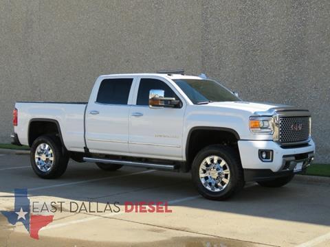 2016 GMC Sierra 2500HD for sale in Dallas, TX