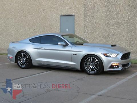 2016 Ford Mustang for sale in Dallas, TX