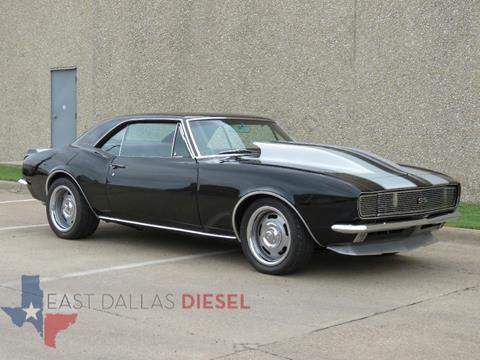 Cars For Sale By Owner In Dallas Tx >> 1967 Chevrolet Camaro For Sale In Dallas Tx