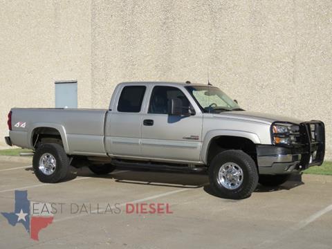 2004 Chevrolet Silverado 2500HD for sale in Dallas, TX