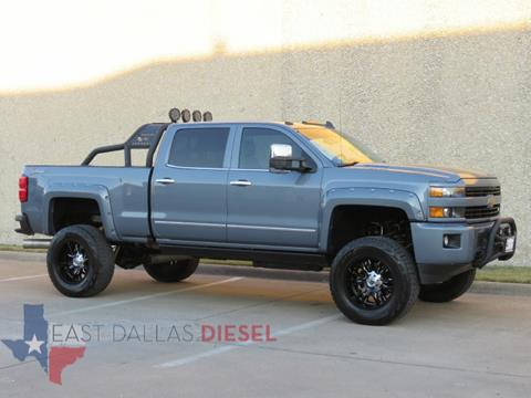 2016 Chevrolet Silverado 2500HD for sale in Dallas, TX