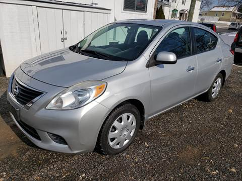 Cheap Cars For Sale >> 2012 Nissan Versa For Sale In Baltimore Md